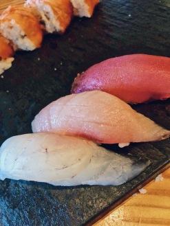 Sushi or Sashimi + Roll Combo