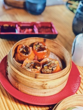 Peking Duck Dumpling
