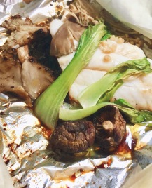 Snapper Papillote