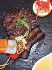 Tanuki Skirt Steak